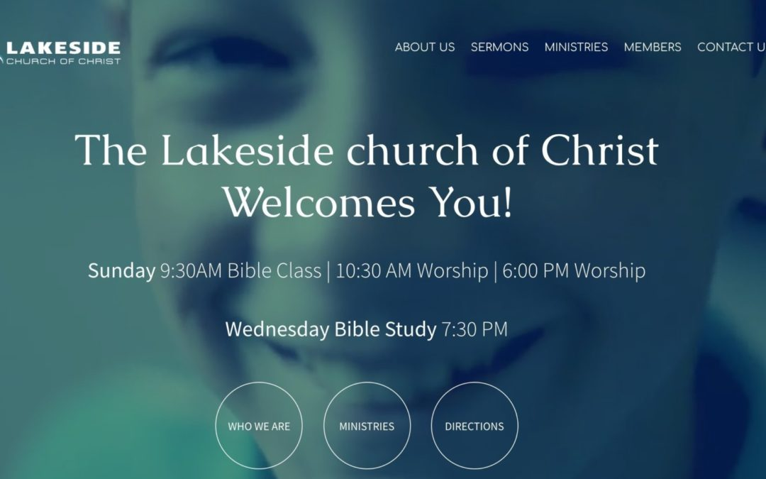 Lakeside church of Christ