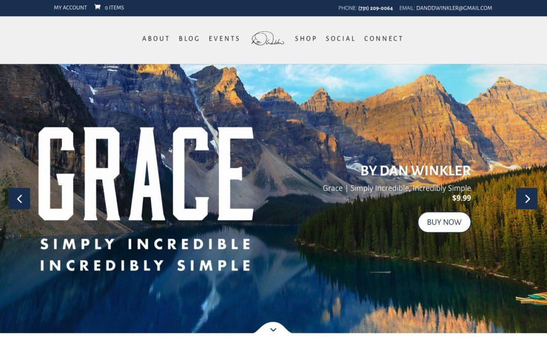 Dan Winkler Website
